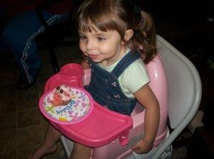 Happy 2nd Birthday Tori!